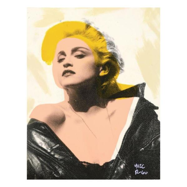 """Madonna in Leather by """"Ringo"""" Daniel Funes"""