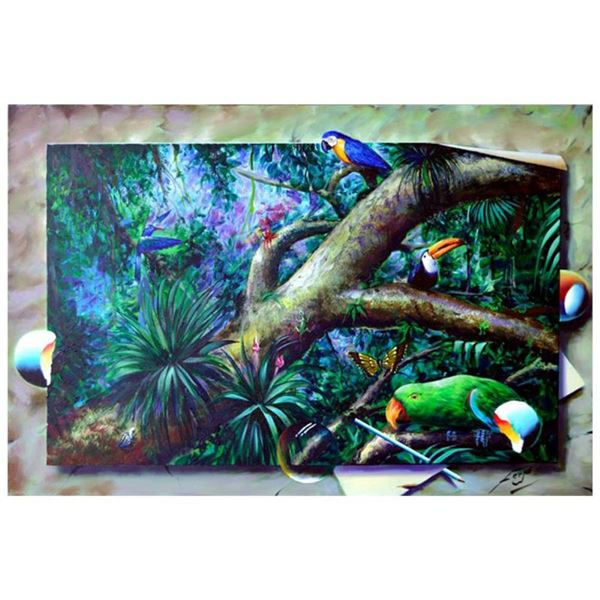 Jungle Life by Ferjo Original