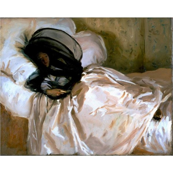 Sargent - The Mosquito Net
