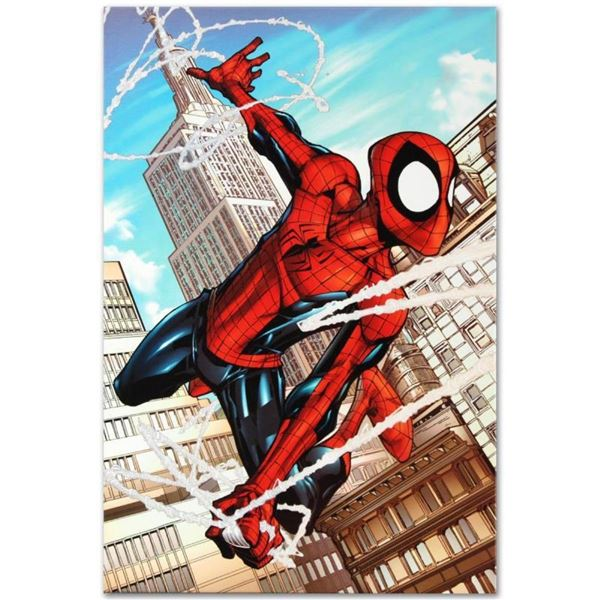 """Marvel Comics """"Marvel Adventures: Spider-Man #50"""" Numbered Limited Edition Gicle"""