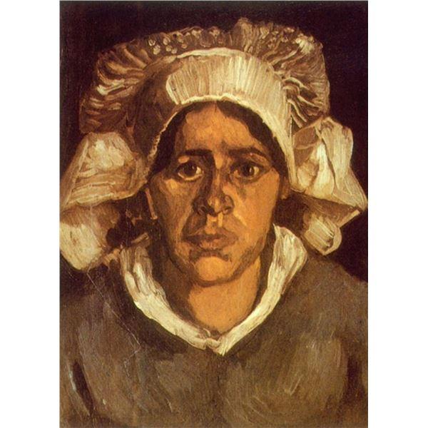Van Gogh - Peasant 2(Colored)