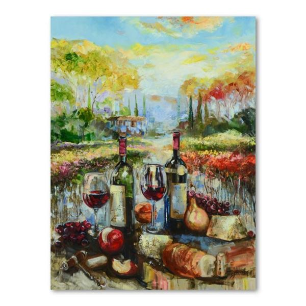 Red, Red Wine by Suljakov Original