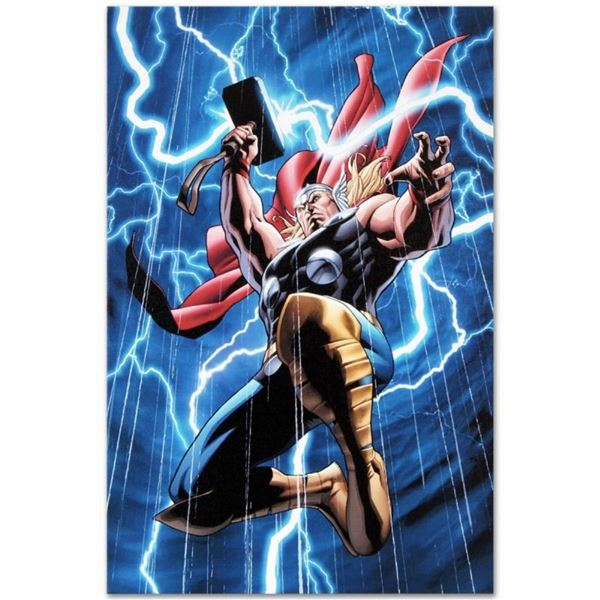 """Marvel Comics """"Marvel Adventures: Super Heroes #2"""" Numbered Limited Edition Gicl"""
