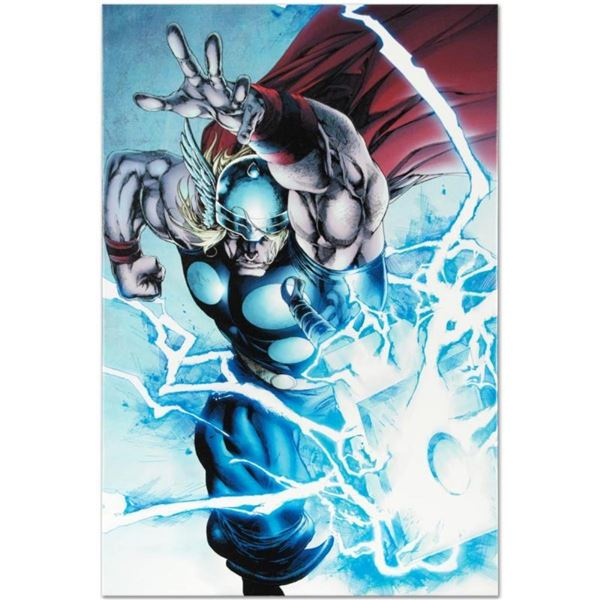 """Marvel Comics """"Marvel Adventures Super Heroes #19"""" Numbered Limited Edition Gicl"""