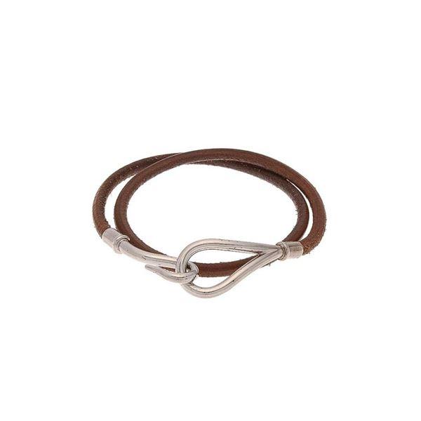 Hermes Brown Jumbo 16. Bracelet