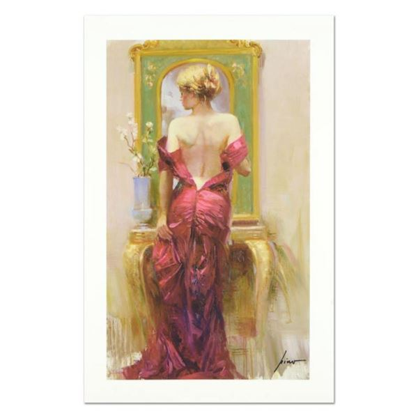 """Pino (1939-2010) """"Elegant Seduction"""" Limited Edition Giclee. Numbered and Hand S"""