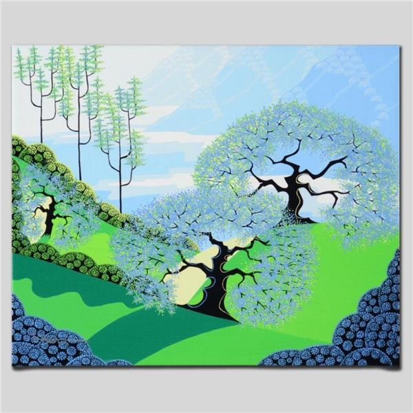 """""""Spring"""" Limited Edition Giclee on Canvas by Larissa Holt, Numbered and Signed."""