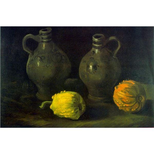 Van Gogh - Two Jars