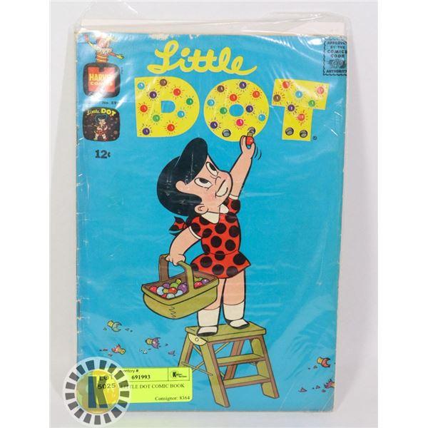 MARVEL LITTLE DOT COMIC BOOK