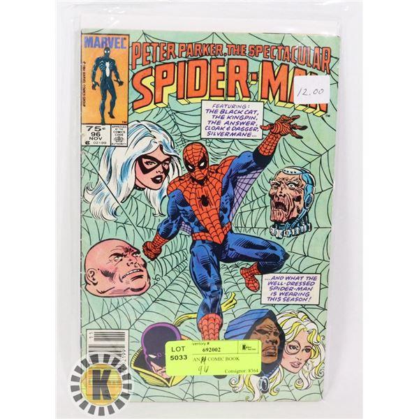SPIDER-MAN 95 COMIC BOOK