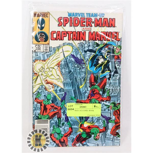 SPIDER-MAN 142 COMIC BOOK