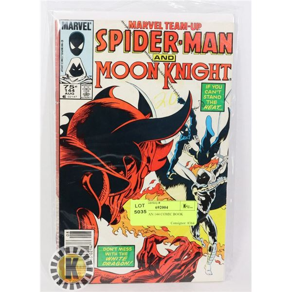 SPIDER-MAN 144 COMIC BOOK