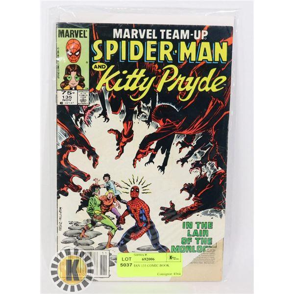 SPIDER-MAN 135 COMIC BOOK