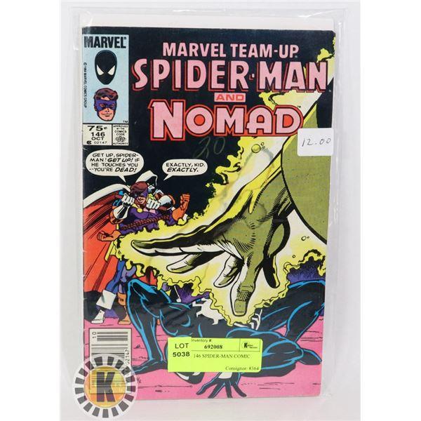 MARVEL 146 SPIDER-MAN COMIC BOOK