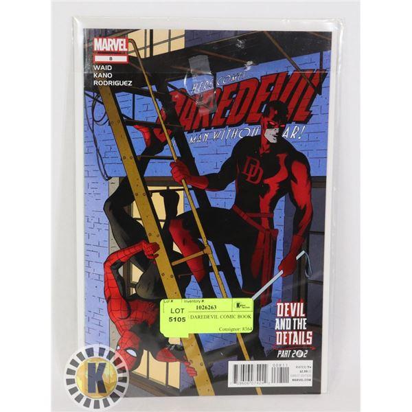 MARVEL 8 DAREDEVIL COMIC BOOK