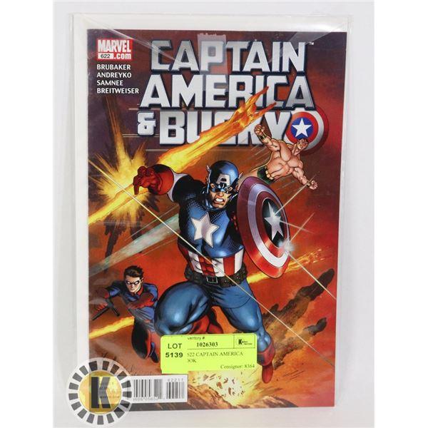 MARVEL 622 CAPTAIN AMERICA COMIC BOOK