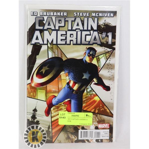 MARVEL 623 CAPTAIN AMERICA COMIC BOOK