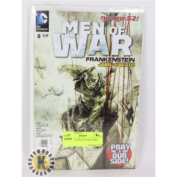 DC COMICS MEN OF WAR COMIC BOOK