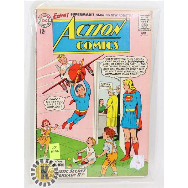 "DC COMICS ""THE FANTASTIC SECRET OF SUPERBABY II"""