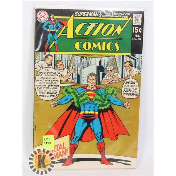 """DC COMICS """"IMMORTAL SUPERMAN"""""""