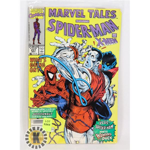 """MARVEL TALES SPIDERMAN """"WHAT'S GOING ON?"""""""