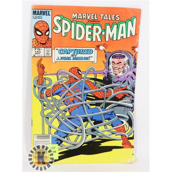 """MARVEL TALES SPIDERMAN """"CAPTURED"""""""