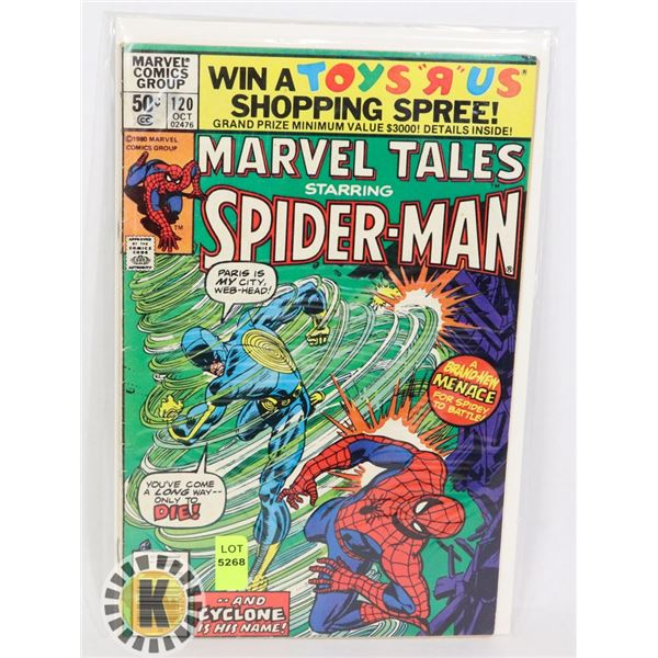 """MARVEL TALES SPIDERMAN """"..AND CLONE IS HIS NAME"""""""