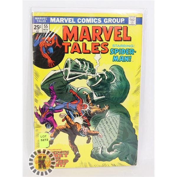 MARVEL TALES SPIDERMAN