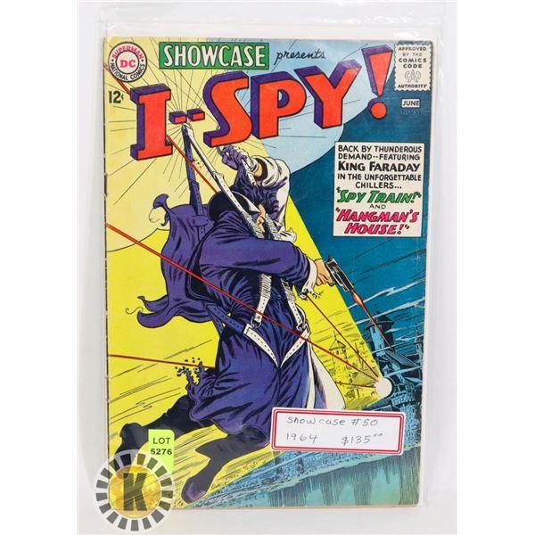"""DC COMICS """"I--SPY"""""""