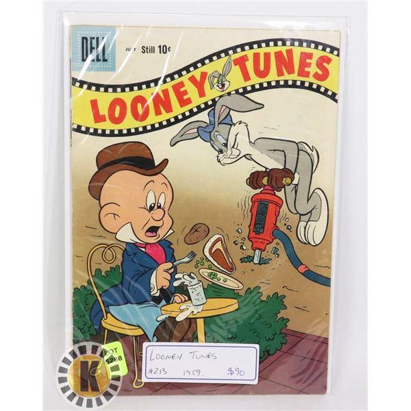 LOONEY TUNES #213 1959