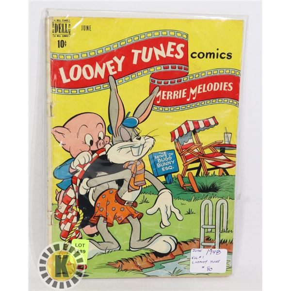 LOONEY TUNESVOL #1 JUNE 1948