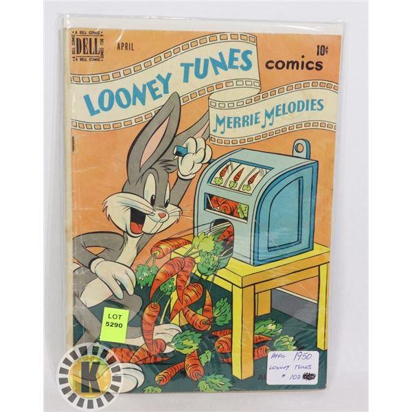 LOONEY TUNES #102 APRIL 1950