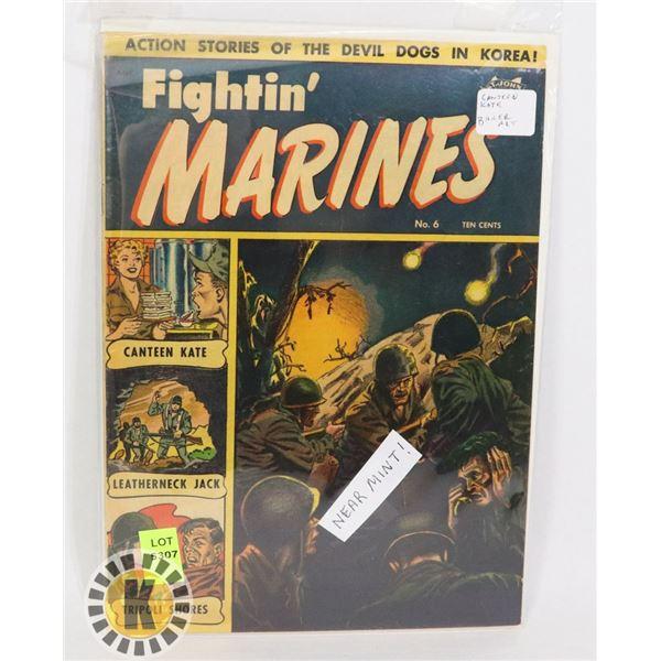 FIGHTING MARINES NO.6