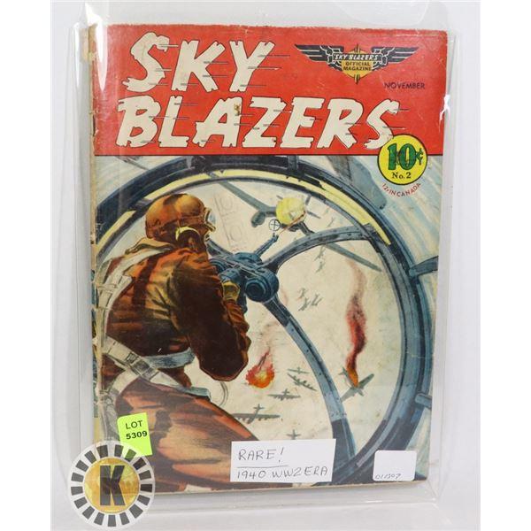 SKY BLAZER 1940 WW2 ERA