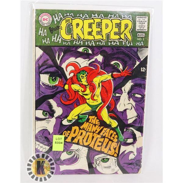 DC COMICS THE CREEPER #2