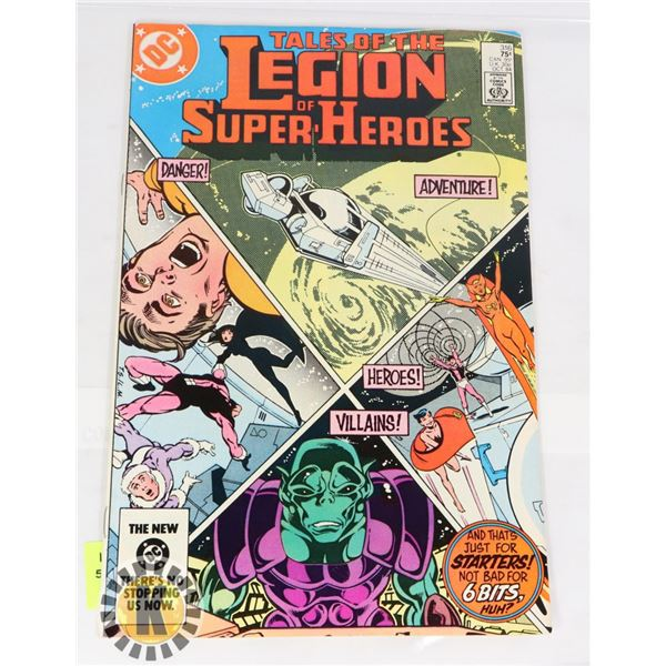 DC LEGION OF SUPER HEROES #316