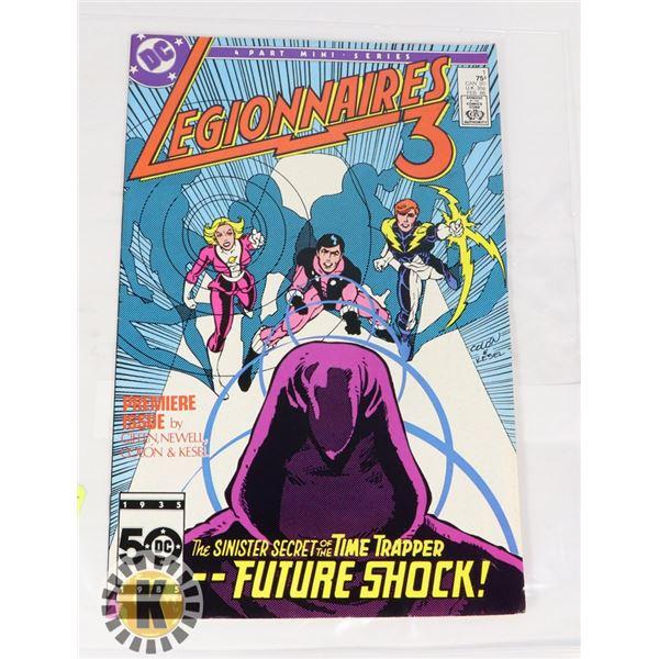DC COMICS LEGIONNARIES 3