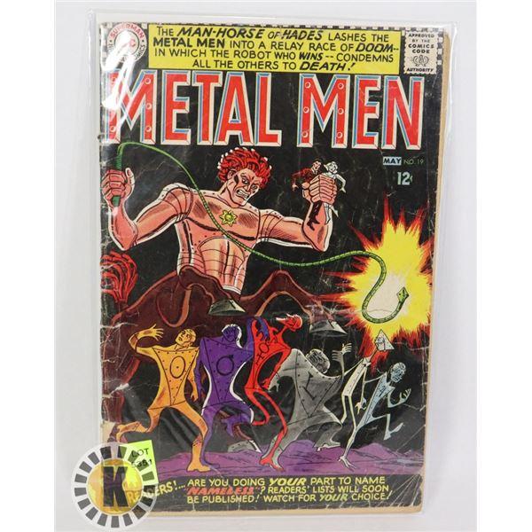 DC COMICS METAL MEN #19