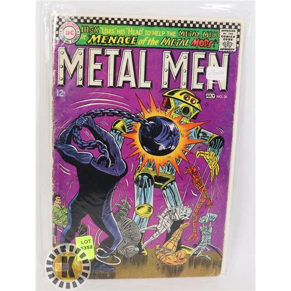 DC COMICS METAL MEN #26