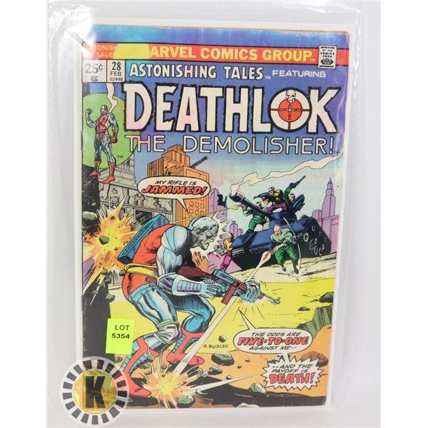 DEATHLOK THE DEMOLISHER #28