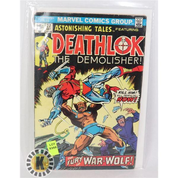 DEATHLOK THE DEMOLISHER #27