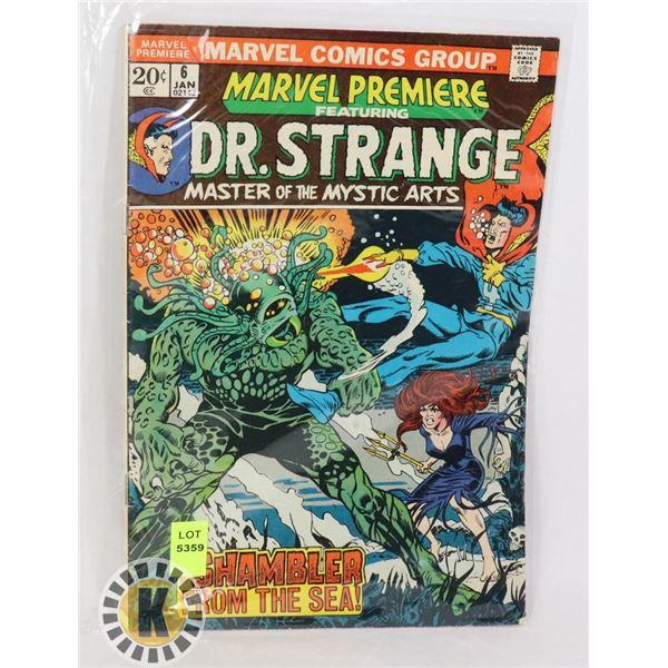MARVEL COMIC DR.STRANGE  #6 JAN