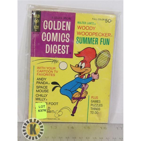 GOLDEN COMICS DIGEST