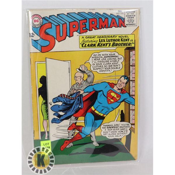 DC COMICS SUPERMAN #175 FEB