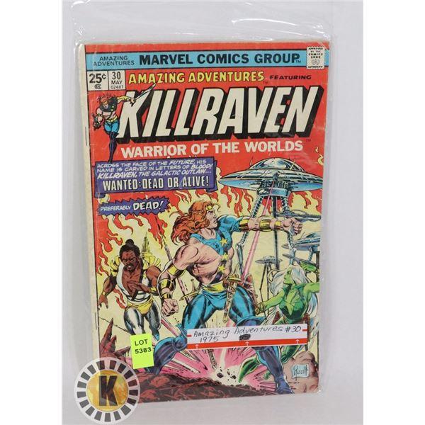 MARVEL COMICS KILLRAVEN #30 MAY