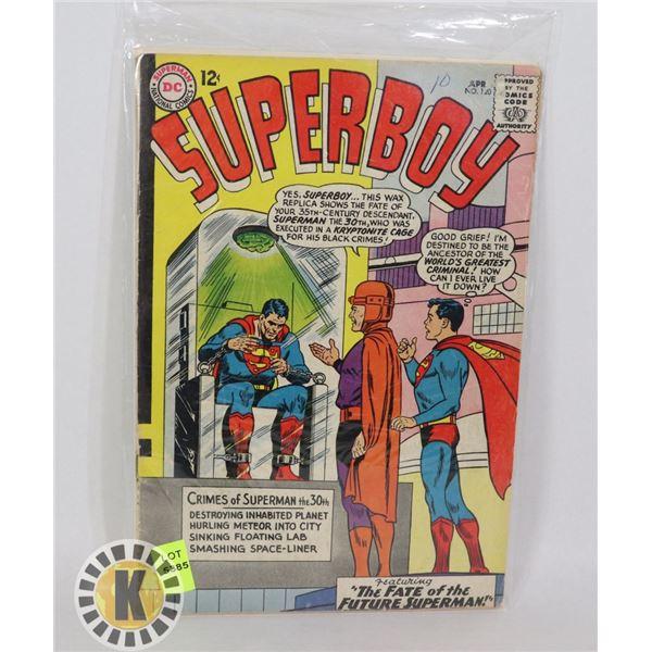 DC COMICS SUPERBOY #120 APR