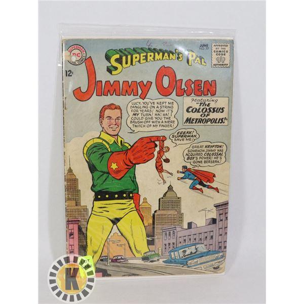 DC SUPERMAN'S PAL JIMMY OLSEN #77 JUNE