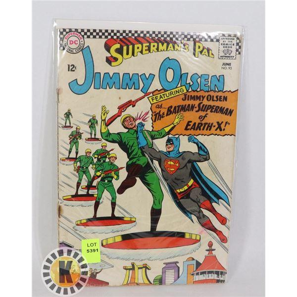 DC COMICS SUPERMAN'S PAL JIMMY OLSEN #93 JUN