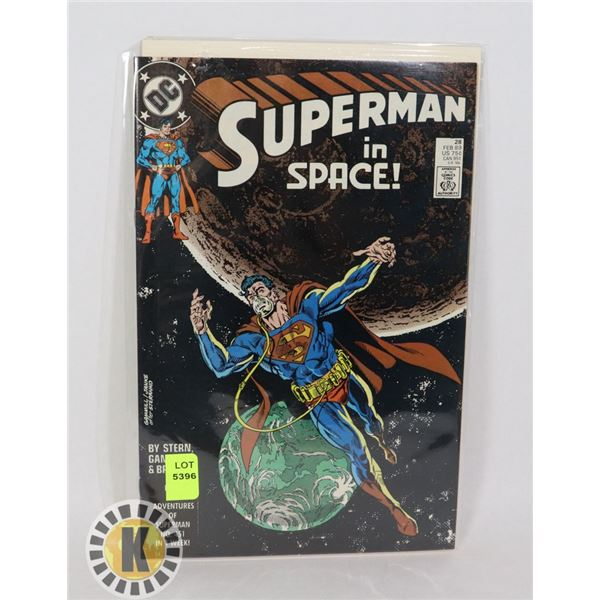 DC COMICS SPIDERMAN #28 FEB