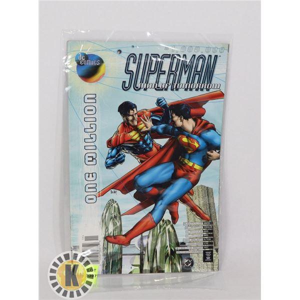 DC COMICS SPIDERMAN MSN OF TOMORROW #1,000,000